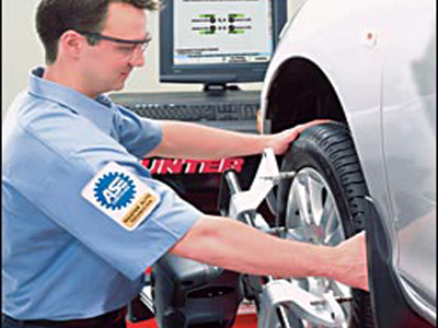Midwest Auto Services - $70 Wheel Alignment